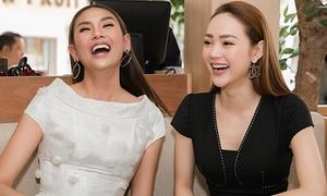Minh Hằng úp mở chuyện BTC dàn xếp để Mạc Trung Kiên đăng quang The Face