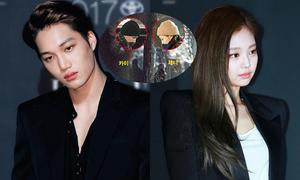 HOT: Cặp đôi 'không ai ngờ tới' Kai (EXO) và Jennie (Black Pink) bị khui tin hẹn hò