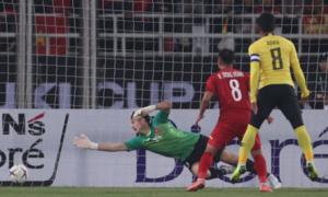 Lâm Tây vào top 5 thủ môn đáng xem nhất Asian Cup 2019