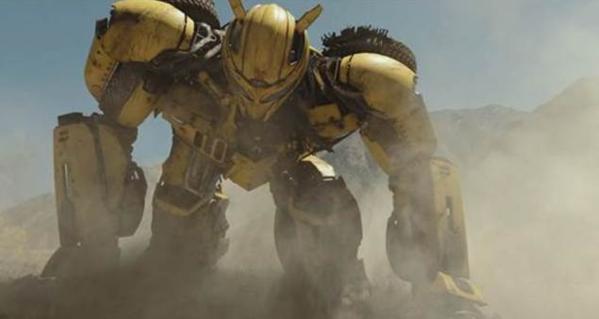 Những cảnh phim mãn nhãn không ai muốn bỏ qua khi xem bom tấn Bumblebee