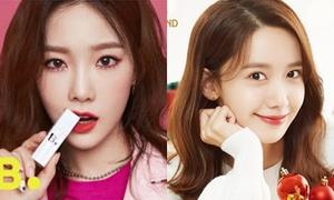 Tae Yeon - Yoon Ah: Cuộc 'cạnh tranh ngầm' cho ngôi vị nữ hoàng quảng cáo