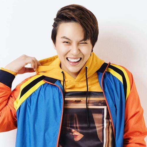 Diễn viên trẻ Duy Khánh.