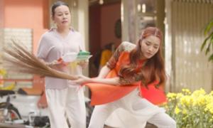 Bích Phương thành 'tổ trưởng hòa giải' trong MV mới