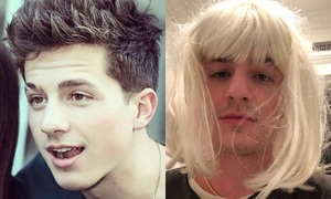 Charlie Puth - chàng trai cần ngay 'hướng dẫn sử dụng gương mặt đẹp'