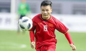 Quang Hải trượt giải thưởng Cầu thủ hay nhất châu Á 2018