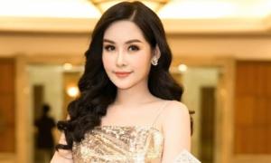 Không được cấp phép, Lê Âu Ngân Anh vẫn thi Miss Intercontinental