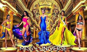 H'Hen Niê vào Top 5 màn catwalk 'đã mắt' nhất ở Miss Universe 5 năm qua