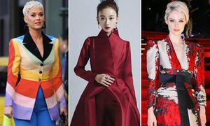 Được sao lớn từ Âu sang Á ưa chuộng, hàng thiết kế Việt dần khẳng định đẳng cấp