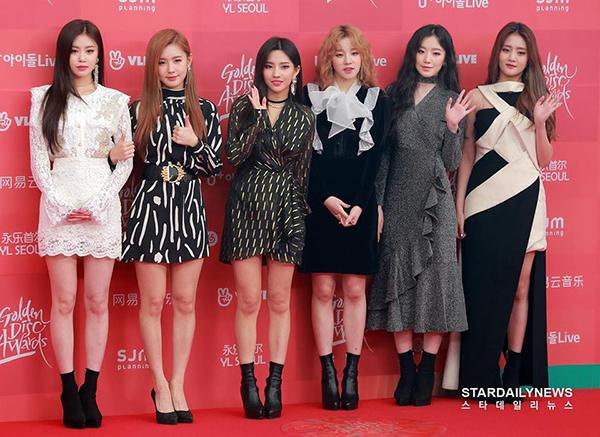 Tân binh của năm (G)I-DLE có đến hai ca khúc hit trong năm 2018.