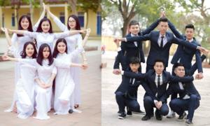 Giới trẻ Việt bắt trend 'xếp hình' đầu năm 2019