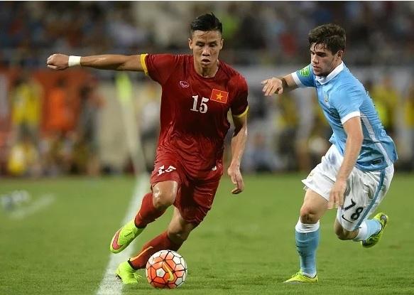 Quế Ngọc Hải được bình chọn là trong top 11 cầu thủ xuất sắc nhất Việt Nam.