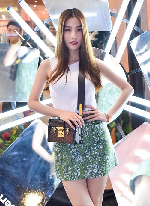 Tối ngày 4/1/2019, sự kiện khai trương cửa hàng của Haberman - một thương hiệu thời trang dành riêng cho nam, tọa lạc trên con đường Nguyễn Trãi sầm uất ở TP. Hồ Chí Minh đã thu hút hàng trăm khách mời, trong đó có sự góp mặt của những tên tuổi có tầm ảnh hưởng về thời trang của showbiz Việt
