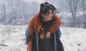 'Phó Hằng' Hứa Khải có tạo hình ma mị trong phim mới