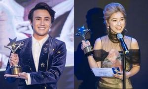 Hoàng Yến Chibi, Huỳnh Lập vỡ òa thắng cú đúp giải thưởng điện ảnh