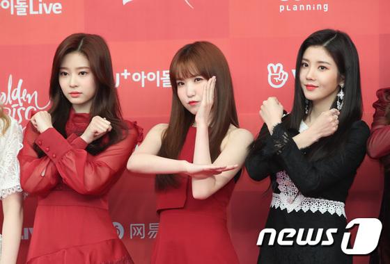 Hitomi (đứng giữa) có khuôn mặ đáng yêu như em bé, trái ngược với vẻ đẹp quyến rũ của Mi Joo và Kwon Eun Bin.