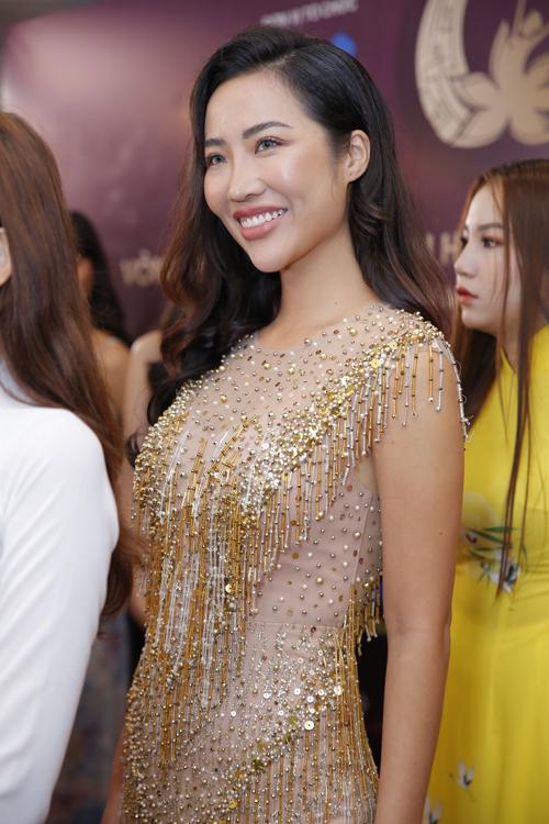 Buổi sơ tuyển xuất hiện nhiều gương mặt quen thuộc với khán giả như tình cũ Kim Lý Kiko Chan.