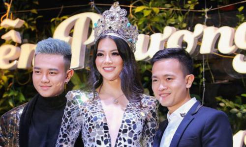 Anh trai Phương Khánh: 'Em tôi sẽ trả vương miện Miss Earth nếu có bằng chứng mua giải'
