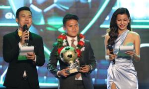 Quang Hải góp mặt trong 10 gương mặt trẻ Thủ đô tiêu biểu 2018