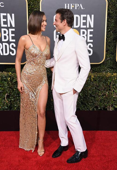 rina Shayk and Bradley Cooper