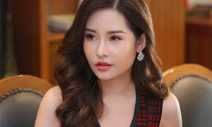 Ngân Anh bị chê nói tiếng Anh quá điệu trong clip dự thi hoa hậu quốc tế