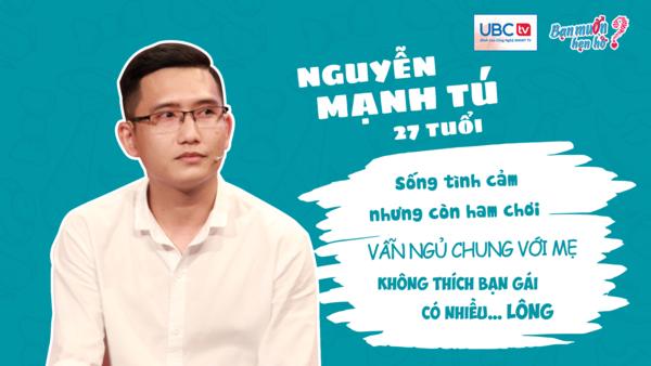 Nguyễn Mạnh Tú.