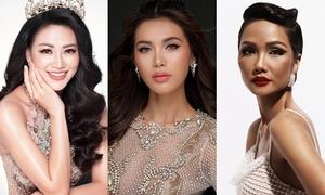 3 mỹ nhân Việt vào top 25 Hoa hậu đẹp nhất 2018