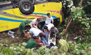 Tai nạn đèo Hải Vân: Nạn nhân đứt lìa cánh tay đã được nối lại