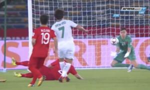 Việt Nam để thua 2 - 3 trước Iraq ở phút thứ 90