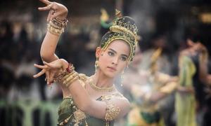 'Nữ thần rắn 2' - bom tấn điện ảnh Thái Lan sắp đổ bộ Việt Nam