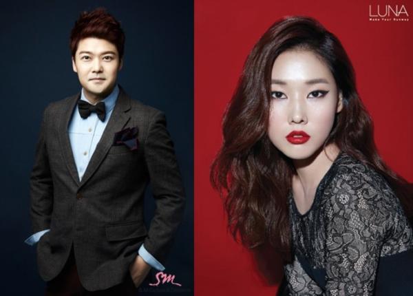 Jun Hyun Moo -Han Hye Jin.
