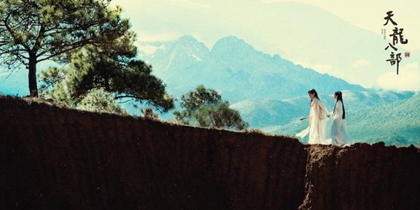 Theo những hình ảnh được đoàn phim chia sẻ, Thiên long bát bộ 2019 được lấy bối cảnh chân thực, màu sắc đẹp, khơi gợi sự chờ đón của khán giả.
