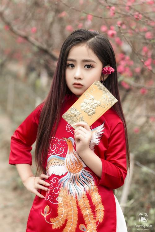 Khánh Linh từng xuất sắc vượt qua hơn 50 mẫu nhí thế giới và đăng quang ngôi vị cao nhất với danh hiệu: Prince-Princess International (Công chúa thời trang) tại Thái Lan.