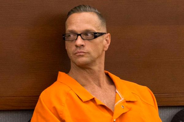 Tử tù Scott Dozier.
