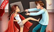 20 tư thế ngủ dự báo chuyện tình cảm trong tương lai