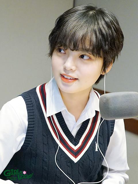Hirate Yurina có mái tóc ngắn cá tính.