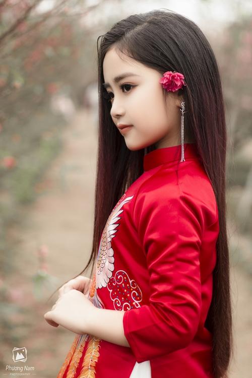 Cô bé được gọi là phiên bản nhí của Triệu Lệ Dĩnh.