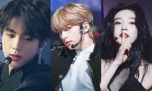 Những thần tượng có đôi môi 'muốn cắn' nhất Kpop