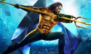 'Aquaman' cá kiếm phòng vé, Justice League có cơ hội vực dậy