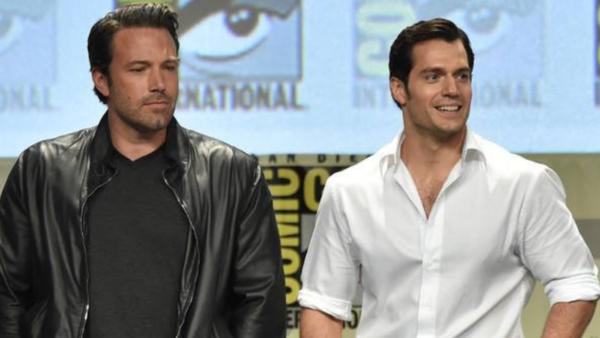Việc rời đi của Ben Affleck và Henry Cavill trong vai trò Batman và Superman chỉ nằm ở vấn đề thời gian.