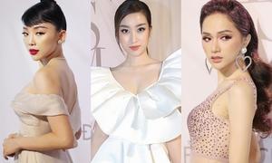 Dàn mỹ nhân Việt đua nhau gợi cảm trên thảm đỏ thời trang