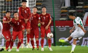 Báo châu Á tiếc nuối cho tuyển Việt Nam khi thua trận ra quân