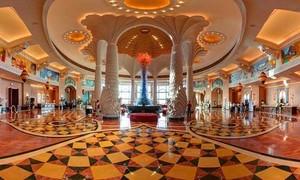 Những khách sạn xa xỉ bậc nhất ở UAE