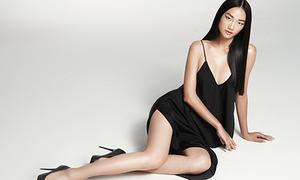 Á quân The Face Quỳnh Anh thành 'nàng thơ' của Đỗ Mạnh Cường
