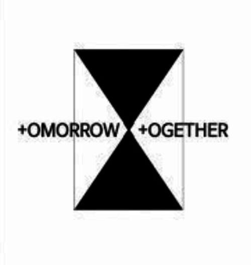 Logo được cho là của nhóm TXT.