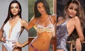 Những đối thủ mạnh của Lê Âu Ngân Anh tại Miss Intercontinental 2018
