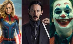 Những phim điện ảnh không thể bỏ lỡ trong năm 2019
