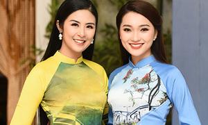'Bạn gái tin đồn' của Phan Văn Đức đọ sắc với Ngọc Hân