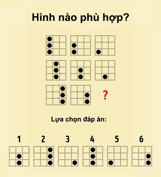 Xoắn não trả lời các câu đố IQ thú vị - 5