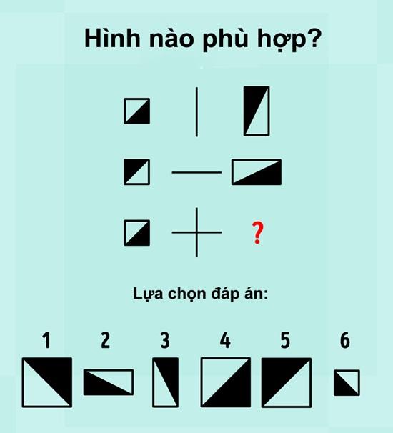 Xoắn não trả lời các câu đố IQ thú vị - 6