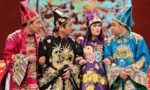 Vân Dung tiết lộ Chí Trung vẫn tham gia Táo Quân 2019